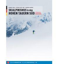 Skitourenführer Österreich Skialpinismus in den Hohen Tauern Süd Versante Sud Edizioni Milano