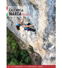 Sportkletterführer Mittel- und Süditalien Calcare di Marca Versante Sud Edizioni Milano