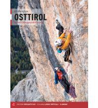 Sportkletterführer Österreich Osttirol Versante Sud Edizioni Milano