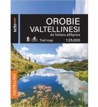 Sete Map Italien Alpin - Orobie Valtellinesi 1:25.000 SeTeMap