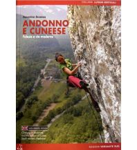 Sportkletterführer Italienische Alpen Andonno e Cuneese - Klettern in den Seealpen Versante Sud Edizioni Milano