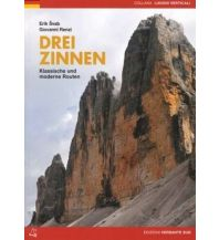 Alpinkletterführer Drei Zinnen Versante Sud Edizioni Milano