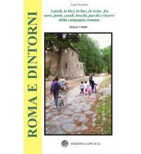 Wanderkarten Apennin Il Lupo Carta 4, Roma e dintorni 1:77.000 Edizioni Il Lupo