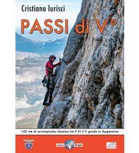 Alpinkletterführer Passi di V grado (Apennin) Edizioni Il Lupo