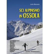 Skitourenführer Schweiz Sci alpinismo in Ossola (Piemont) L'Escursionista