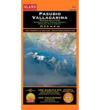 Wanderkarten Italien 4Land WK 171 Italien Alpin - Pasubio, Vallagarina 4Land