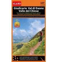 4Land MTB- & Wanderkarte 137, Giudicarie, Val di Daone, Valle del Chiese 1:25.000 4Land