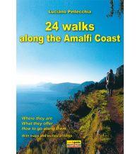 Wanderführer 24 walks along the Amalfi Coast - Wandern an der Amalfiküste Zephiro