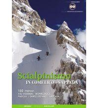 Skitourenführer Italienische Alpen Scialpinismo in Comelico - Sappada ViviDolomiti Edizioni