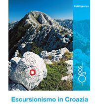 Wanderführer Escursionismo in Croazia Odos