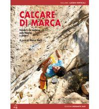 Sportkletterführer Mittel- und Süditalien Calcare di Marca (Marken) Versante Sud Edizioni Milano