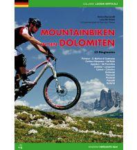 Radführer Mountainbiken in den Dolomiten Versante Sud Edizioni Milano