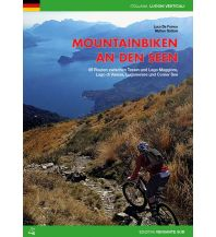 Mountainbike-Touren - Mountainbikekarten Mountainbiken an den Seen Versante Sud Edizioni Milano