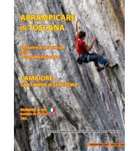 Sportkletterführer Mittel- und Süditalien Arrampicare in Toscana/Toskana L'Escursionista