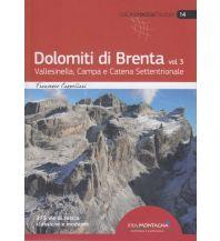 Alpinkletterführer Dolomiti di Brenta, Band 3 Idea Montagna Editoria e Alpinismo
