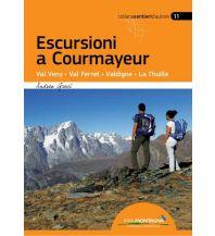 Wanderführer Andrea Greci - Escursioni a Courmayeur Idea Montagna Editoria e Alpinismo
