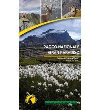 Wanderkarten Italien Fraternali Spezialkarte PN del Gran Paradiso 1:25.000 Fraternali Editore
