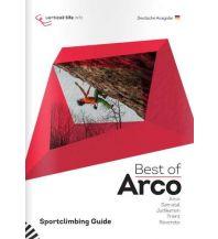 Abverkauf Sale Best of Arco - Sportkletterführer - Altauflage 2013 Vertical Life