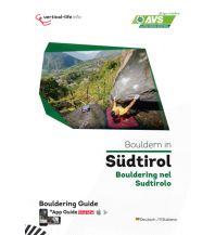 Boulderführer Bouldern in Südtirol Vertical Life