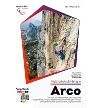 Alpinkletterführer Multi-pitch Climbing in Arco Vertical Life