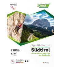 Sportkletterführer Italienische Alpen Sportklettern in Südtirol Vertical Life