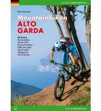 Mountainbike-Touren - Mountainbikekarten Mountainbiken Alto Garda/Nördlicher Gardasee Versante Sud Edizioni Milano
