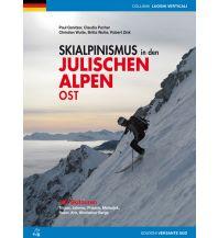 Skitourenführer Slowenien Skialpinismus in den Julischen Alpen - Ost Versante Sud Edizioni Milano