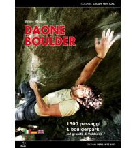 Boulderführer Daone Boulder Versante Sud Edizioni Milano