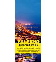 Stadtpläne Zephiro Tourist Map Salerno 1:4.000/1:25.000 Zephiro