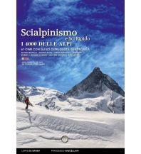 Skitourenführer Schweiz Scialpinismo e Sci Ripido - I 4000 delle Alpi ViviDolomiti Edizioni