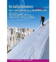 Skitourenführer Italienische Alpen Scialpinismo e Freeride nel Gruppo della Marmolada ViviDolomiti Edizioni