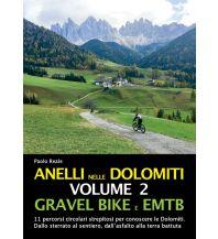 Mountainbike-Touren - Mountainbikekarten Anelli nelle Dolomiti, Volume 2 ViviDolomiti Edizioni