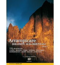 Alpinkletterführer Arrampicare Dolomiti sud-orientali, Band 1 ViviDolomiti Edizioni