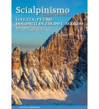 Skitourenführer Italienische Alpen Scialpinismo Civetta, Pelmo, Dolomiti di Zoldo e Agordo ViviDolomiti Edizioni