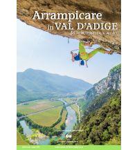 Kletterführer Arrampicare in Val d'Adige ViviDolomiti Edizioni