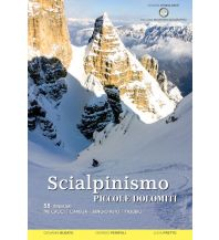 Skitourenführer Italienische Alpen Scialpinismo Piccole Dolomiti ViviDolomiti Edizioni