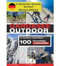 Mountainbike-Touren - Mountainbikekarten Gardasee Outdoor ViviDolomiti Edizioni