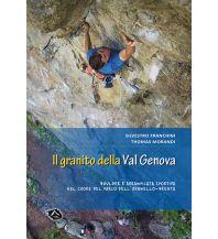 Sportkletterführer Italienische Alpen Il granito della Val Genova Alpine studio