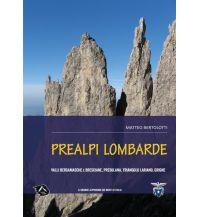 Kletterführer Prealpi Lombarde Alpine studio