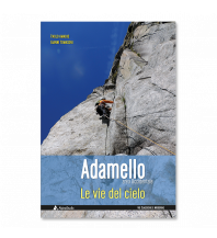 Kletterführer Adamello ovest - Le vie del cielo Alpine studio