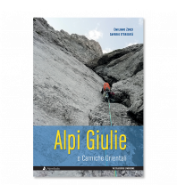 Alpinkletterführer Alpi Giulie e Carniche orientali Alpine studio