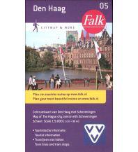 Stadtpläne Falk Niederlande Stadtplan - Den Haag Centrum 1:9.000 Falk niederland