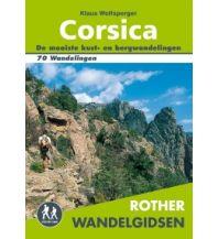 Wanderführer Rother Wandelgids Corsica Rother nl