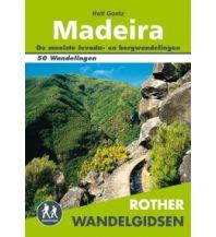Wanderführer Rother Wandelgids Madeira Rother nl