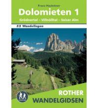 Wanderführer Rother Wandelgids Dolomieten 1 Rother nl