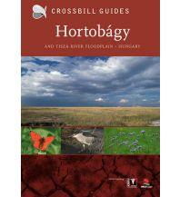 Naturführer Crossbill Guide Hortobágy and Tisza river floodplain KNNV Publishing