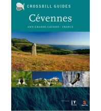 Naturführer Crossbill Guide Cévennes KNNV Publishing