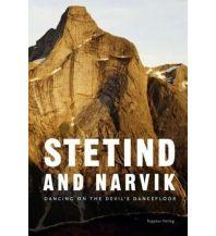 Kletterführer Stetind and Narvik Cordee Publishing