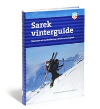 Skitourenführer Skandinavien Calazo Skitourenführer - Sarek vinterguide Calazo
