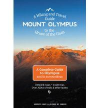 Wanderführer Wander- und Reiseführer Mount Olympus Geopsis